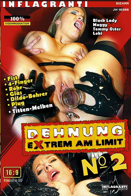 Dehnung - Extrem am Limit - No. 2