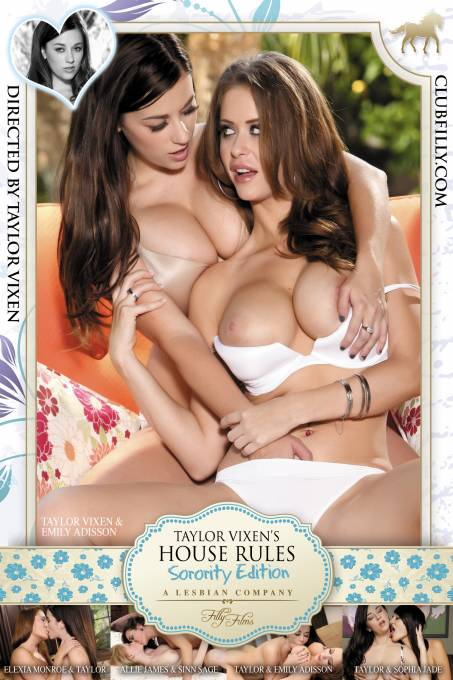 Taylor Vixens House Rules Sorority Edition
