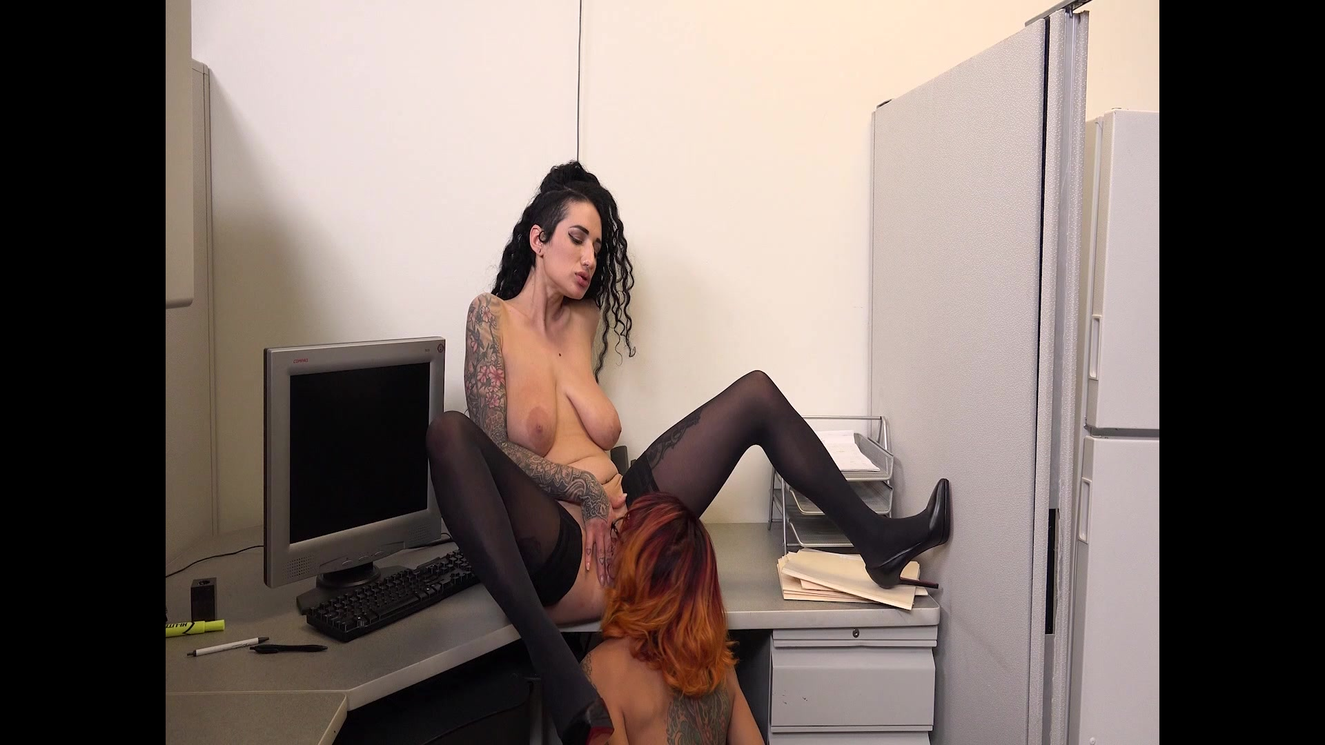 Lesbian CEOs And Office Ho's
