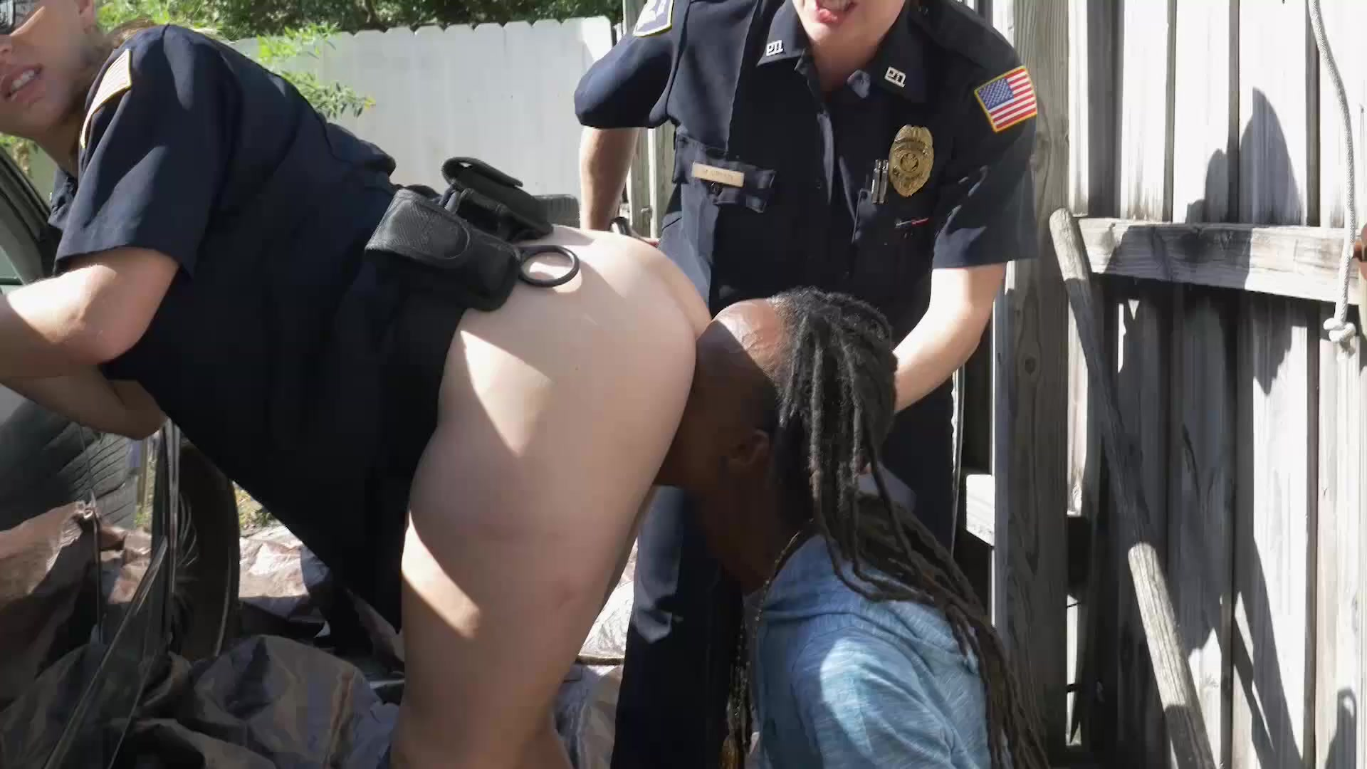 BangBros Hot Cops on Black Cocks Vol 3