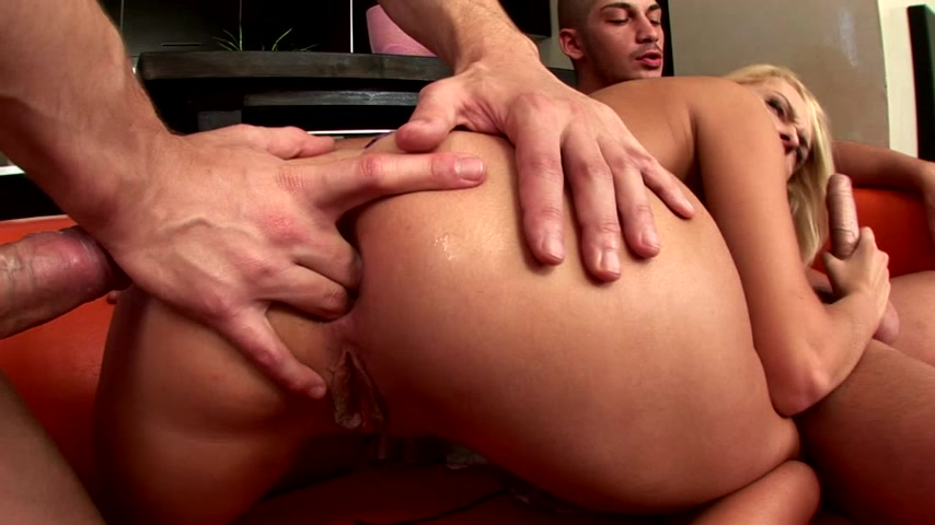 Filthy Vag Anal Fuck