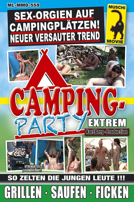 Camping-Party