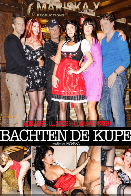 Bachten De Kupe / The farmers wife