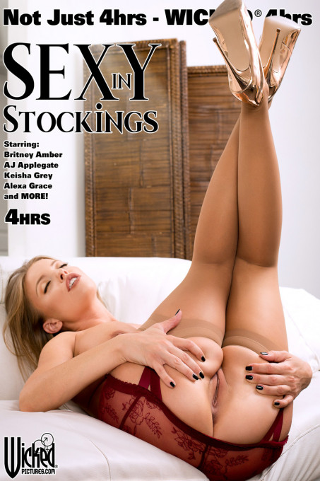4hr - Sexy In Stockings