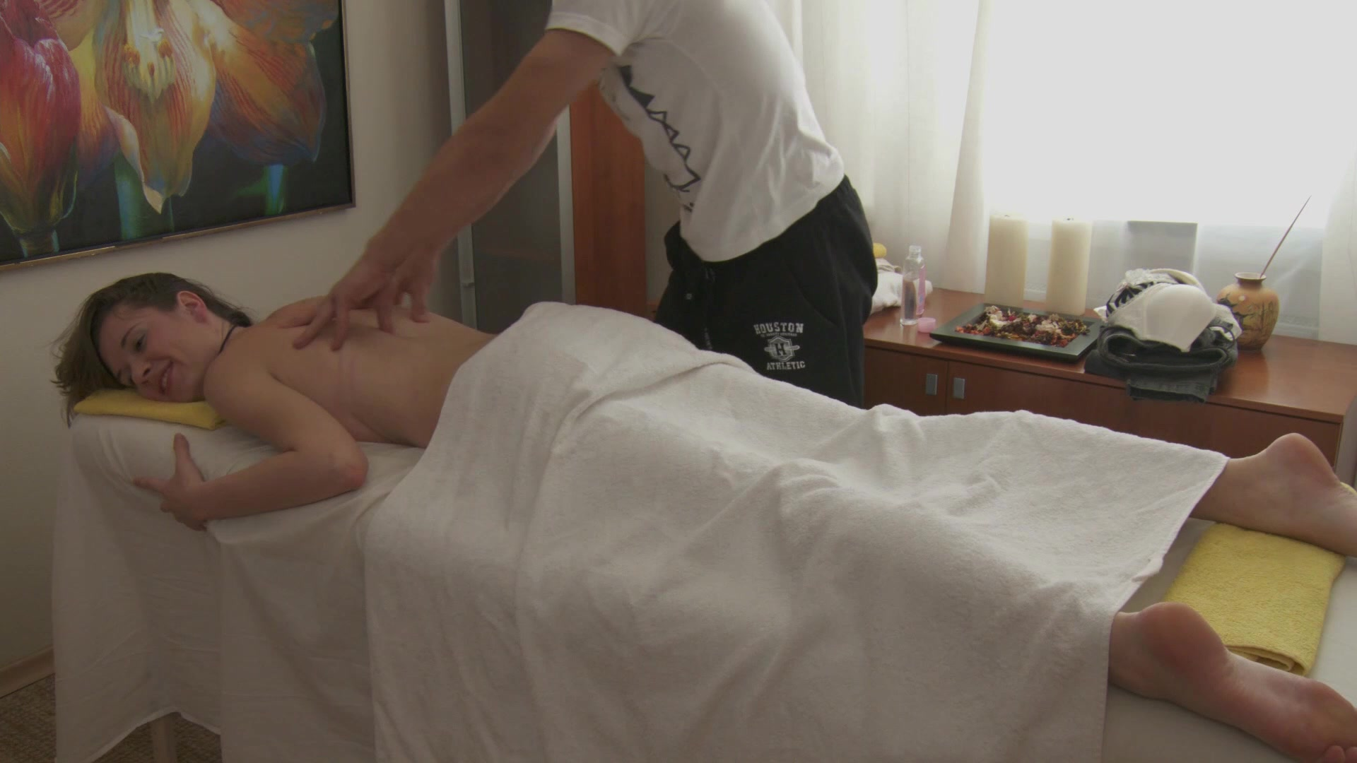 Teen Massage Cumshot 3